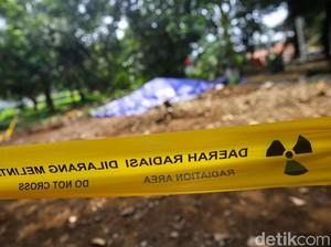 Singkirkan Limbah Zat Radioaktif, Batan Angkut 906 Drum dari Perumahan Batan Indah