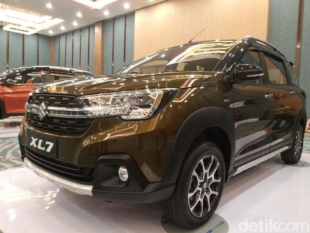 Belum Sebulan, Suzuki XL7 Terpesan 2.000 Unit