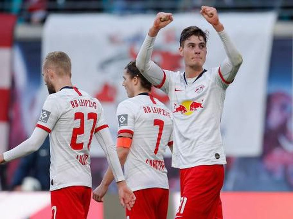 Leipzig Vs Bremen: Menang 3-0, Die Roten Bullen Puncaki Klasemen Bundesliga