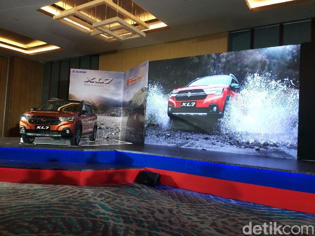 Suzuki XL7 Resmi Diperkenalkan, Harga Mulai Rp 230 Juta