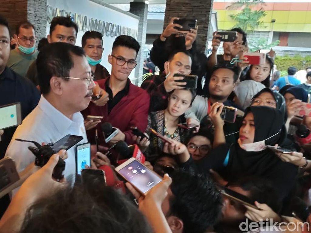 Soal WN China Positif COVID-19 dari Bali, Menkes Pastikan Kena di China