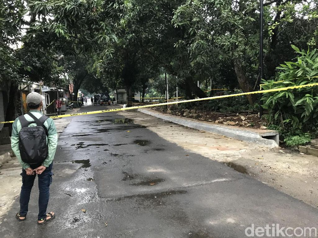 Warga Tanya soal Garis Polisi di Batan Indah Tangsel, Kapolres: Untuk Clear Up