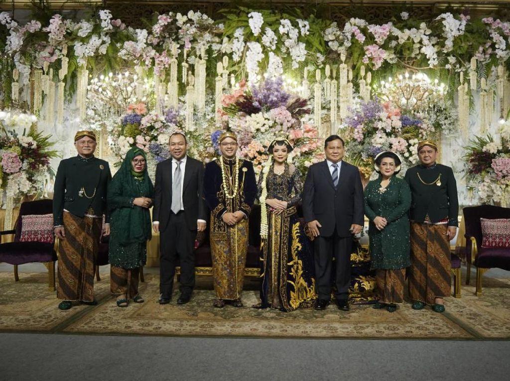 Deretan Artis di Pesta Pernikahan Cucu Soeharto, Danny Rukmana-Raiyah
