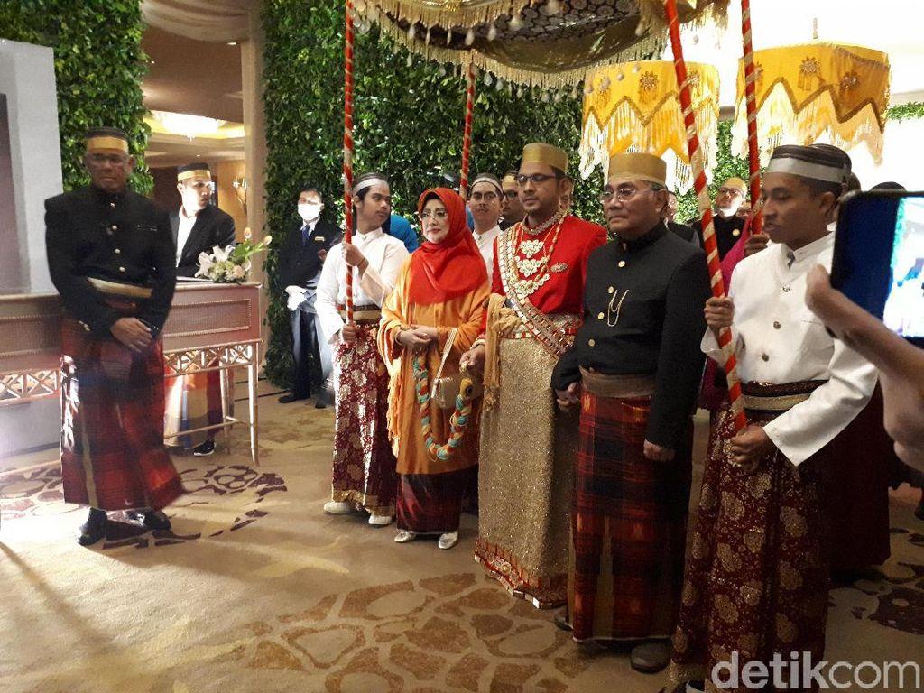 Resmi Nikah, Ini Mas Kawin Pernikahan Cucu Soeharto