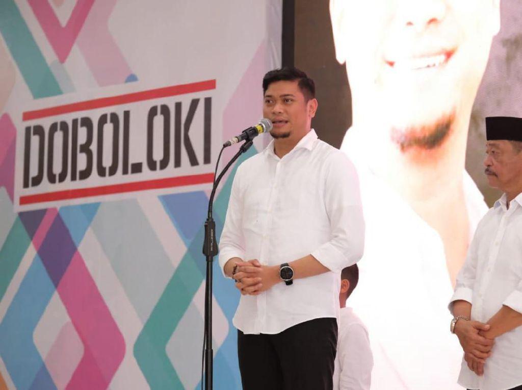 Adnan-Kio Menang Lawan Kotak Kosong di Pilbup Gowa Versi QC LSI Denny JA