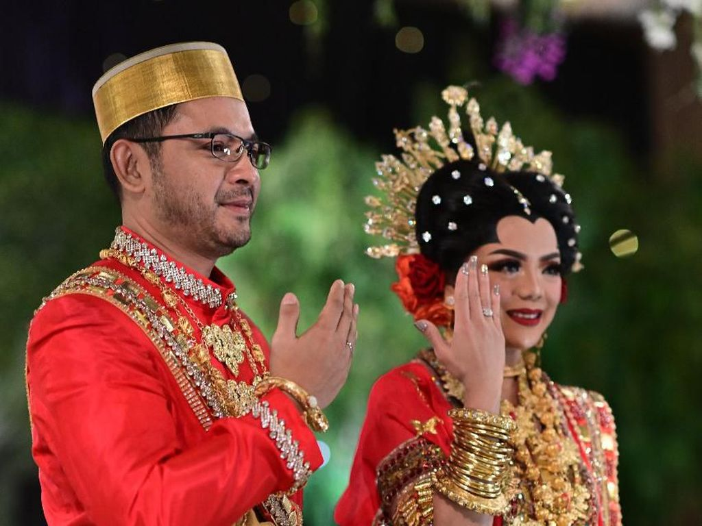 Prabowo Subianto hingga Jusuf Kalla Hadiri Resepsi Cucu Soeharto