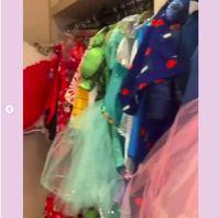 Koleksi baju-baju anak-anak Kim Kadarshian