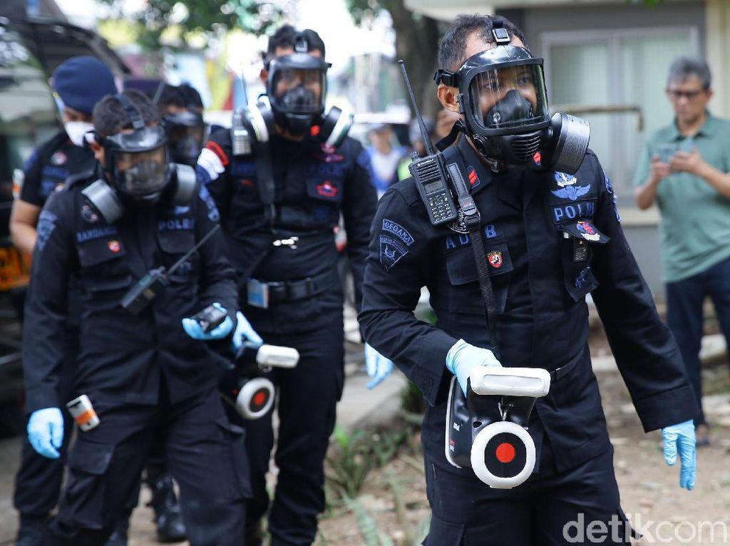 Polisi Proaktif Tangani Heboh Limbah Radioaktif
