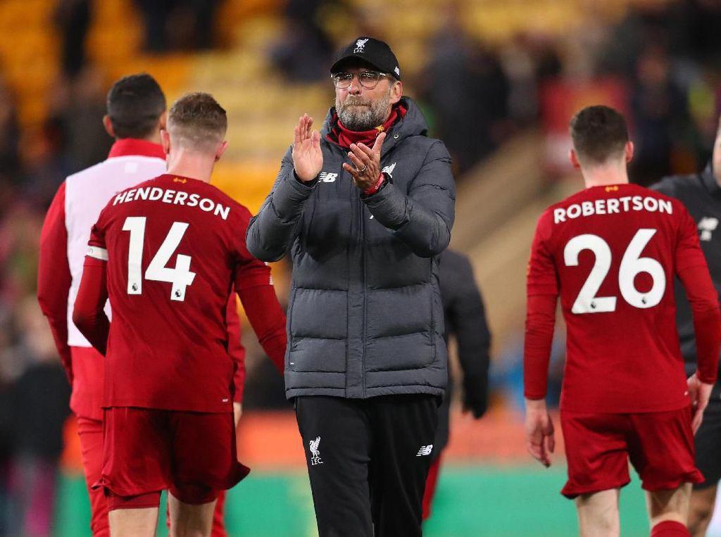 Liverpool Bisa Kunci Gelar Juara Liga Inggris pada 22 Maret