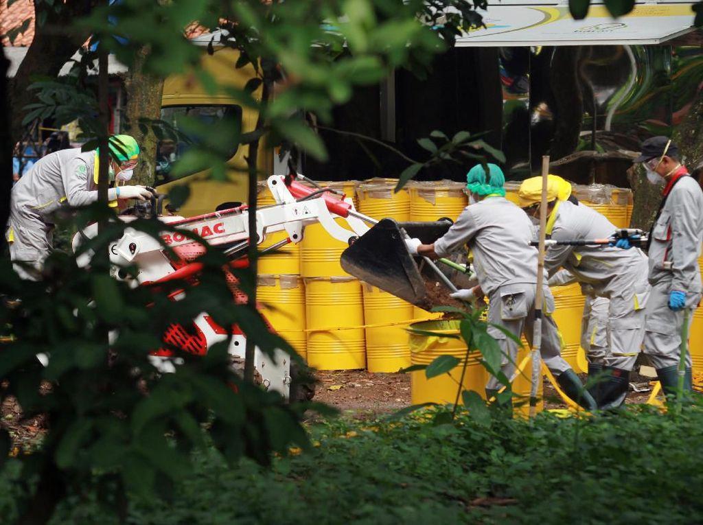 Bapeten: 2 Orang Kena Radioaktif di Tangsel, Masih Aman Secara Medis