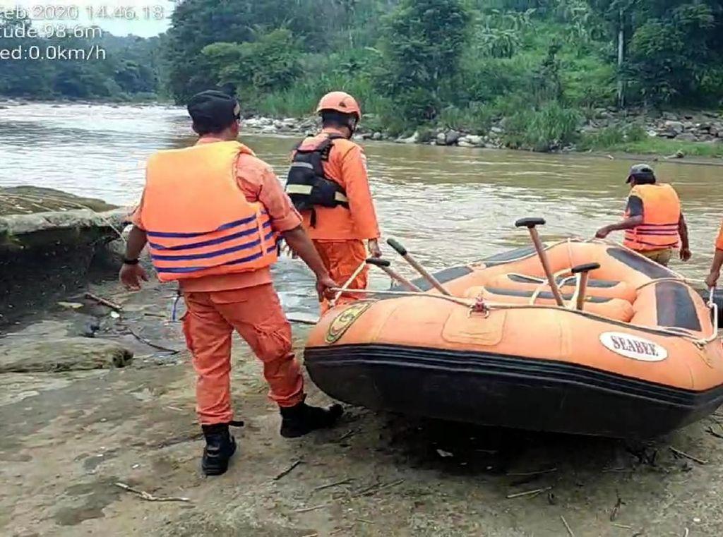 Diduga Depresi, Pria di Sukabumi Nekat Ceburkan Diri ke Sungai
