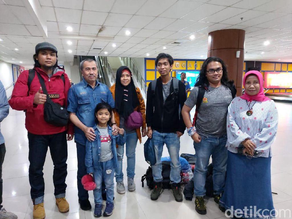 Gubernur Riau Sambut WNI yang Lolos Observasi di Natuna