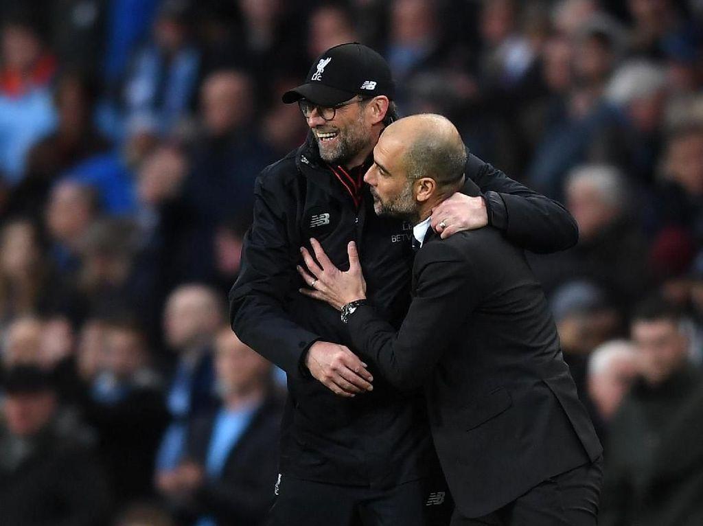 Rasa Iba Juergen Klopp pada Guardiola dan Manchester City