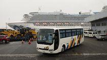 AS Bersiap Evakuasi Warganya dari Kapal Pesiar di Jepang