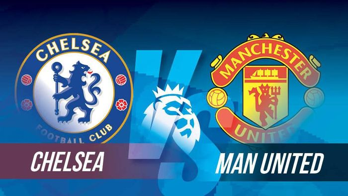 Chelsea Vs Man United: 0-2