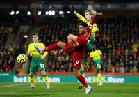 Hasil Norwich Vs Liverpool: Mane Menangkan The Reds