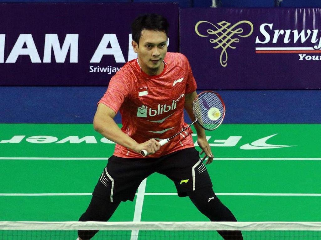 Lolos 16 Besar Thailand Open, Ahsan: Alhamdullilah Bisa Menang