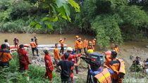 Pencarian Mbah Joko yang Diduga Hanyut di Sungai Pepe Boyolali Disetop