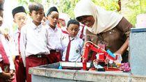 Wujud Robot Pembuat Telur Dadar dari Purworejo