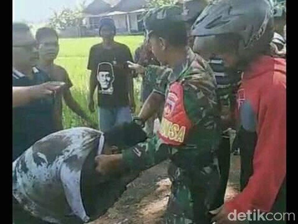 Drama Kejar-kejaran Warga dengan Pelaku Begal Payudara di Klaten