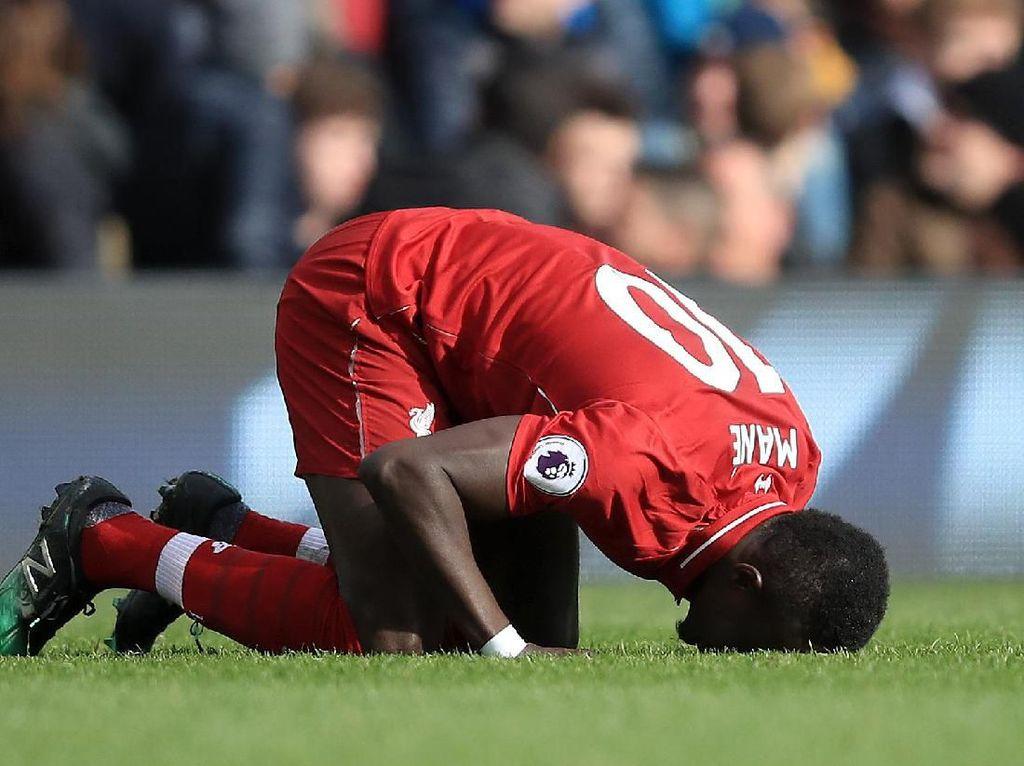 Sadio Mane: Anak Imam Masjid yang Sudah Cetak 100 Gol di Inggris