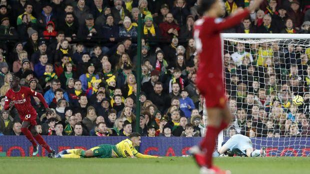 Liverpool telah mengumpulkan 76 poin musim ini.