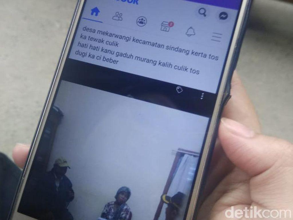 Viral Kasus Penculikan di Bandung Barat, Polisi: Hoaks