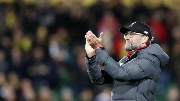 Jurgen Klopp tetap memberikan kepercayaan kepada para pemain Liverpool. (