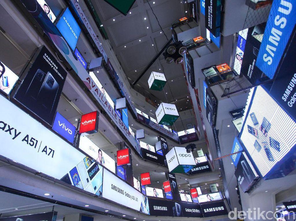 Wabah Corona Bikin Pasar Ponsel Global Anjlok 2,3%