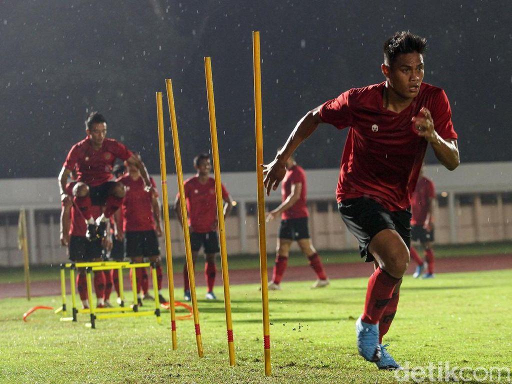 Timnas U-19 Latihan Virtual: Ada 7 Pemain Baru, Witan & Elkan Absen
