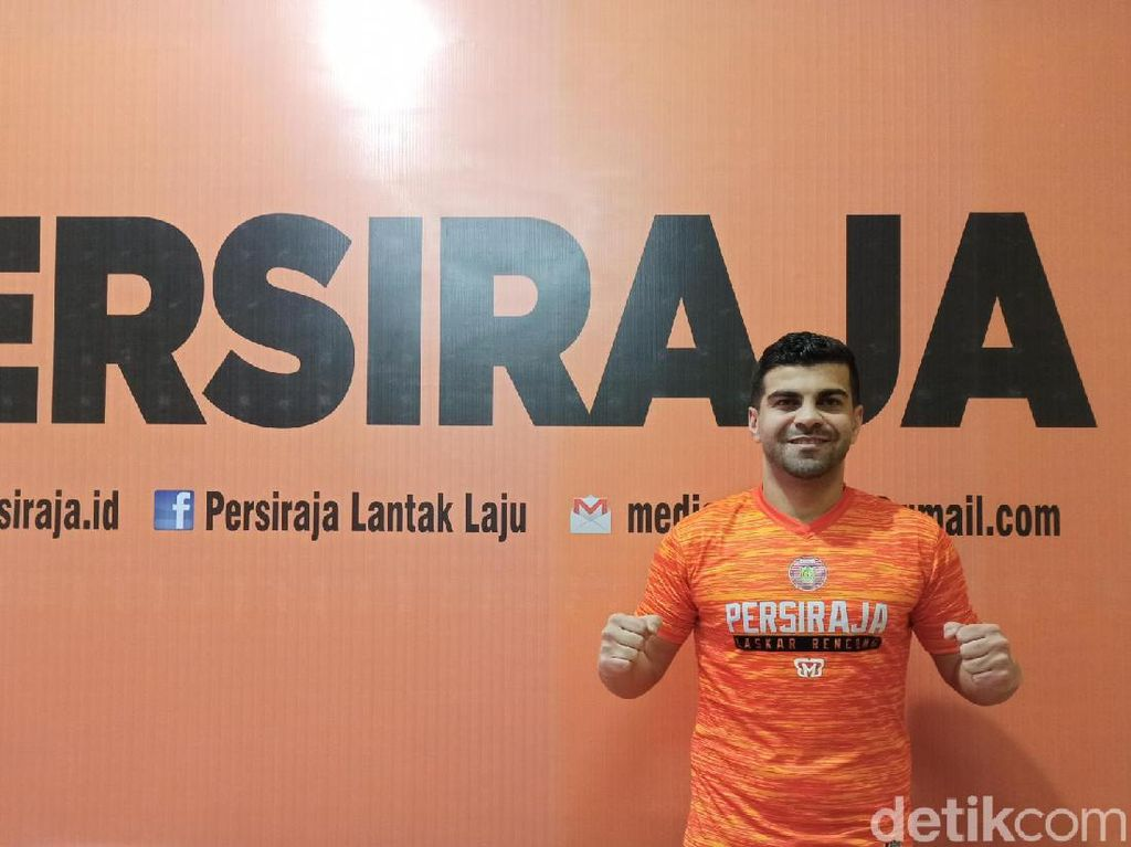 Shopee Liga 1 2020, Pemain Timur Tengah Jadi Primadona