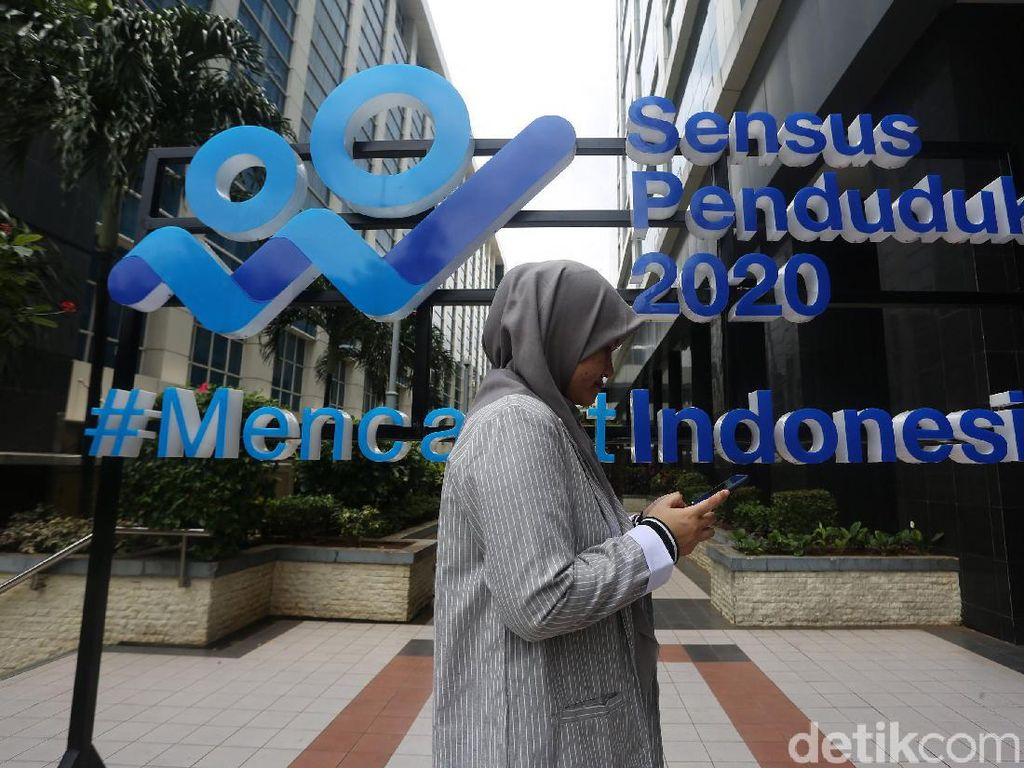 Hari Ini Terakhir, Begini Cara Daftar Sensus Penduduk Online 2020 di sensus.bps.go.id