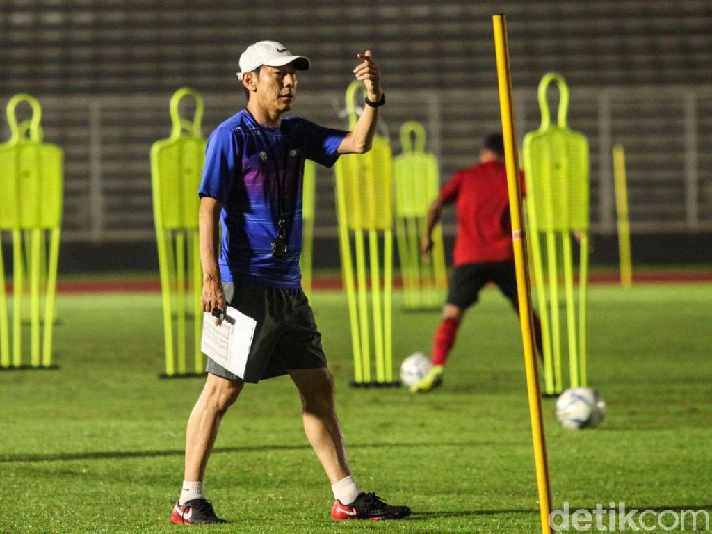Shin Tae-yong Masih Ingin ke Piala Dunia U-20 Bersama Indonesia