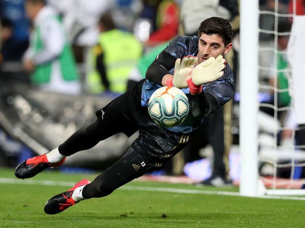 Real Madrid Kehilangan Dua Poin Berharga di Santiago Bernabeu