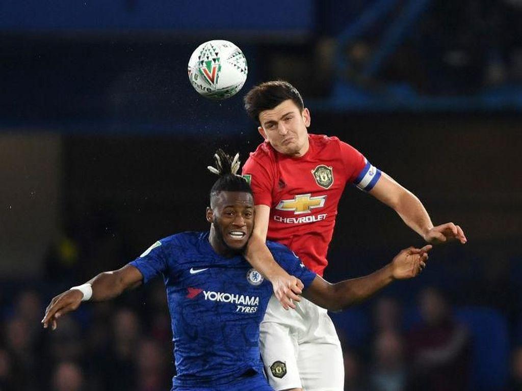 Chelsea Vs Man United: Pertaruhan Empat Besar Lampard dan Solskjaer