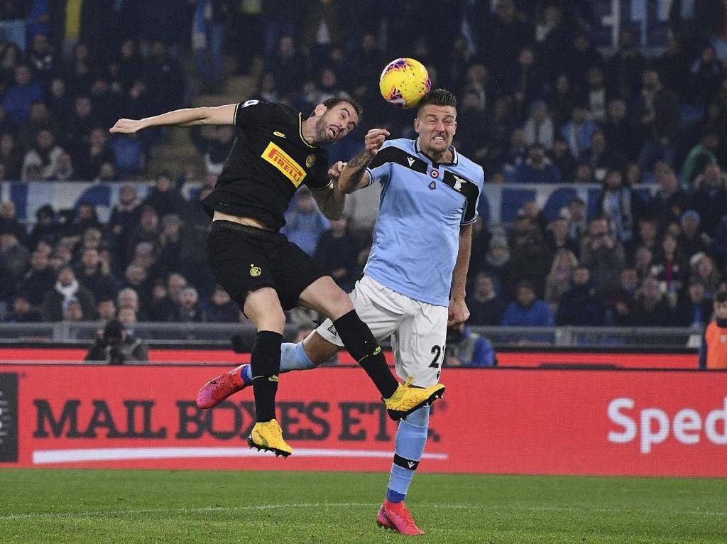 Klasemen Liga Italia: Gusur Inter, Lazio Tempel Juventus