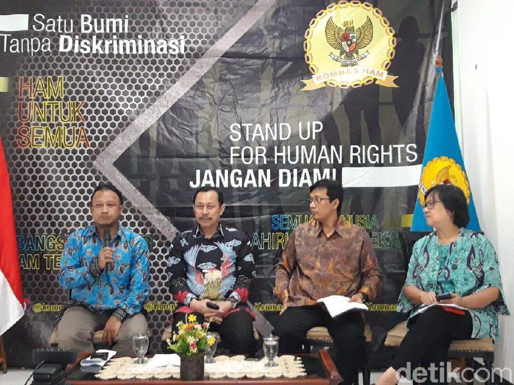 Komnas HAM Ingatkan Janji Jokowi Tuntaskan Kasus di Paniai