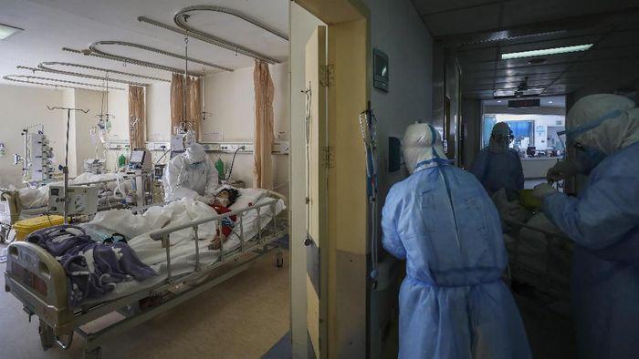 Kasus virus corona di China dan negara lain terus bertambah. Walaupun begitu, sebanyak 10.844 pasien virus corona di China daratan telah berhasil sembuh.