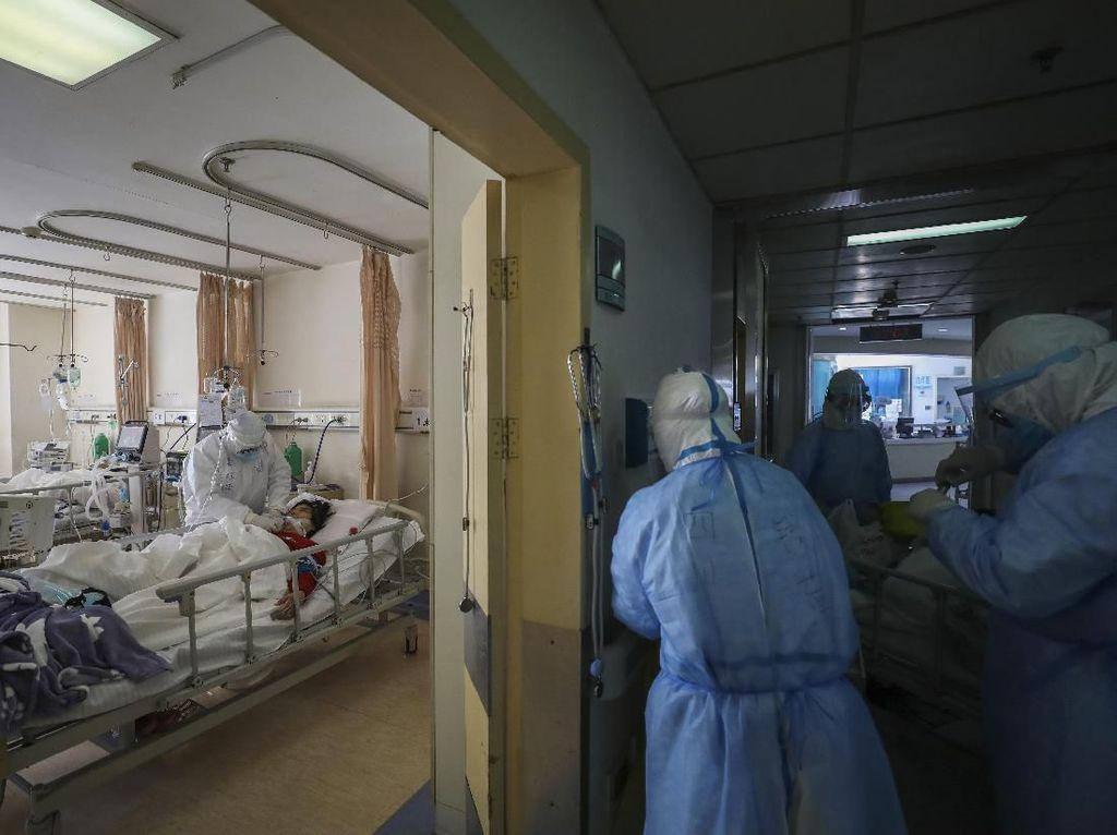 1 Warga Tewas karena Virus Corona, 10 Kota di Italia Masih Lockdown