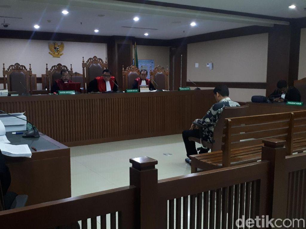 Kasus Suap Antar-BUMN, Eks Dirut PT Inti Dituntut 3 Tahun Bui