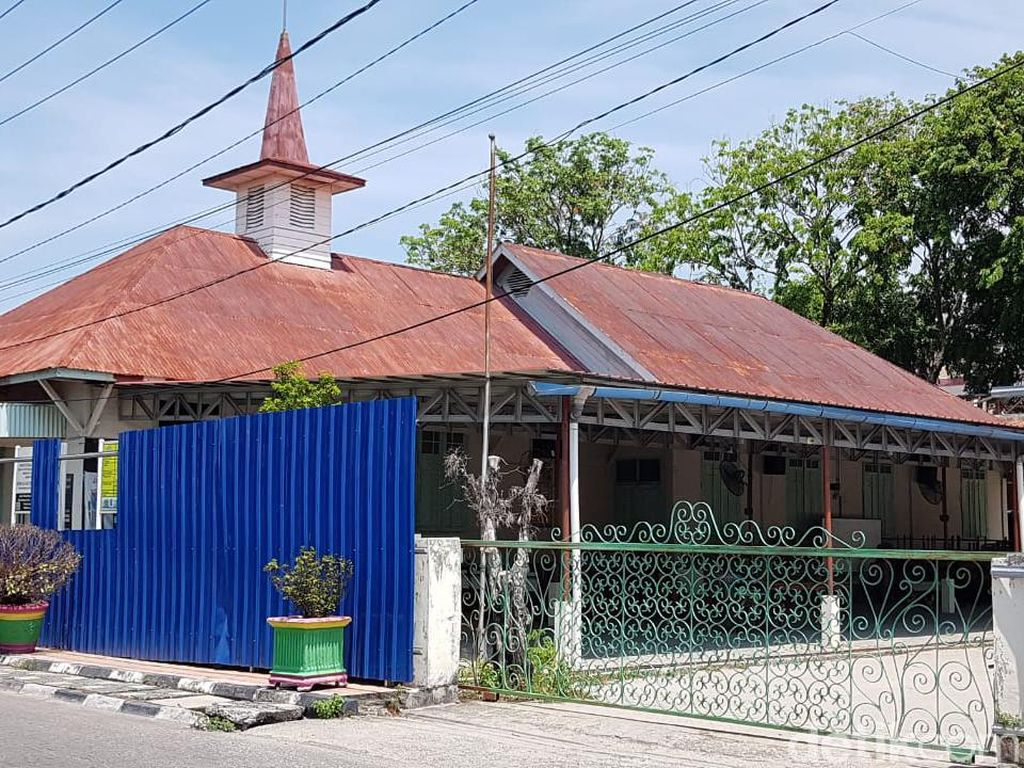 Gugatan Renovasi Gereja di Karimun Resmi Dicabut
