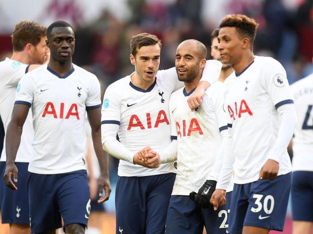 Banyak Pesaing, Tottenham Tak Akan Mudah Lolos ke Liga Champions