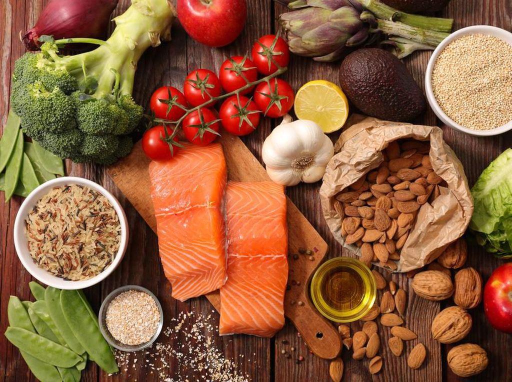 Agar Tetap Sehat dan Bugar, Coba 3 Jenis Makanan Ini