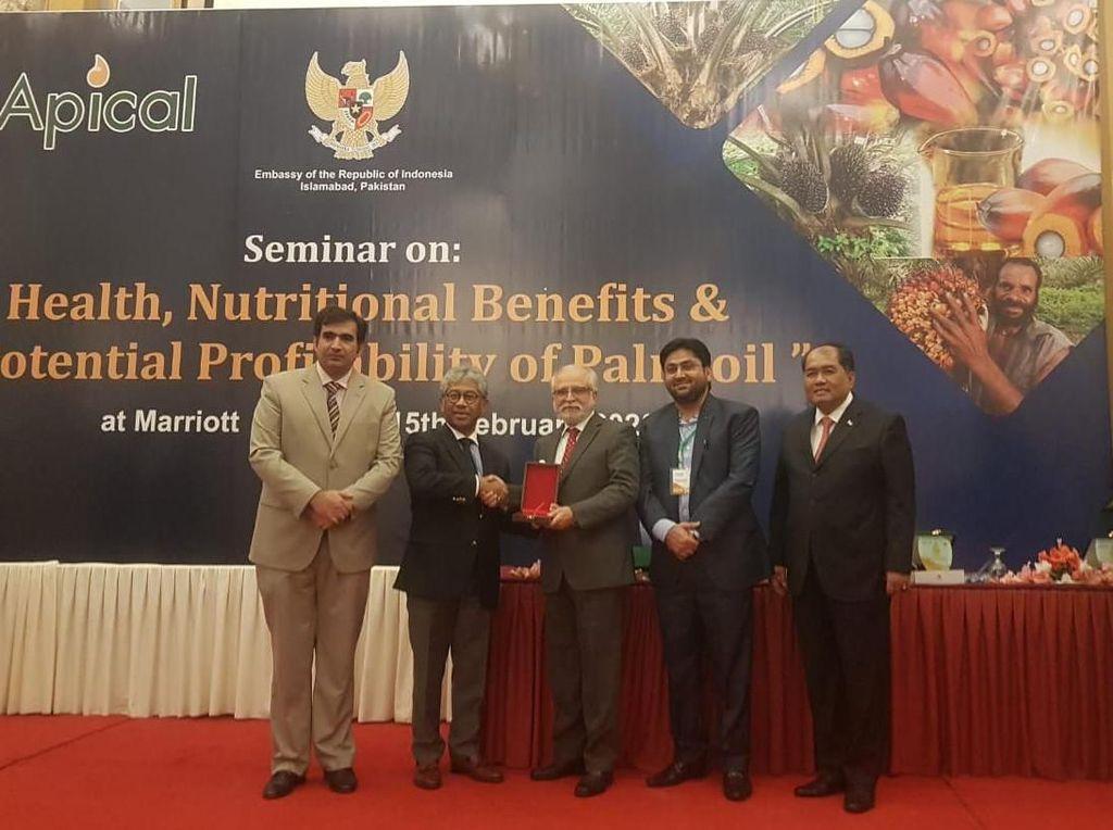 KBRI Islamabad Gelar Seminar, Promosikan Sawit Indonesia