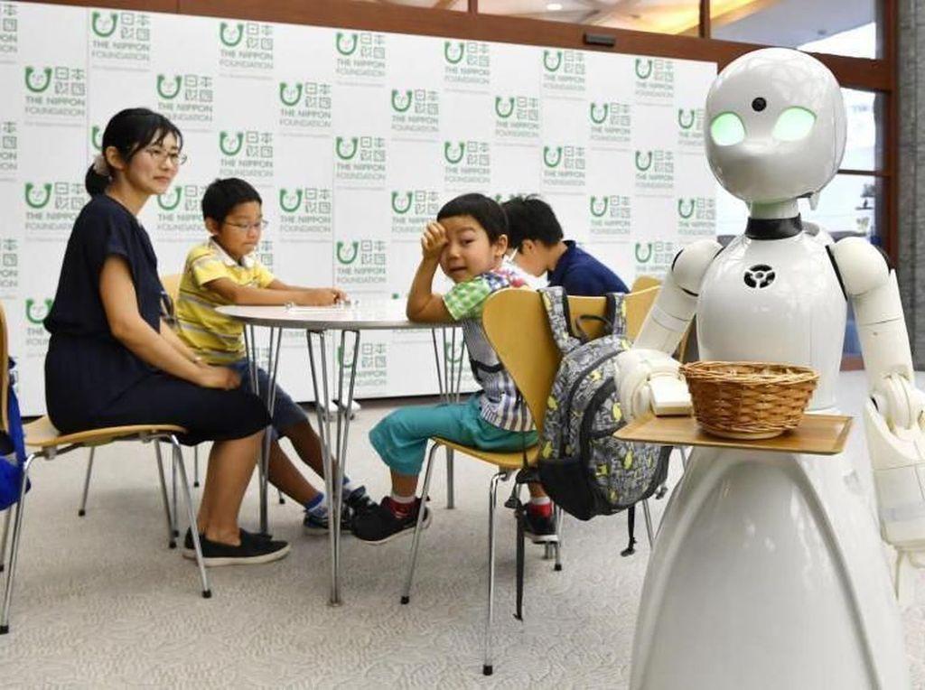 5 Bukti Robot di Restoran yang Bisa Gantikan Manusia