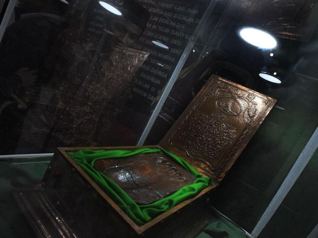 Menengok Beragam Benda Peninggalan Rasulullah SAW di Banten