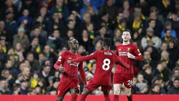 Liverpool Harus Lupakan Liga Inggris di Sisa Musim