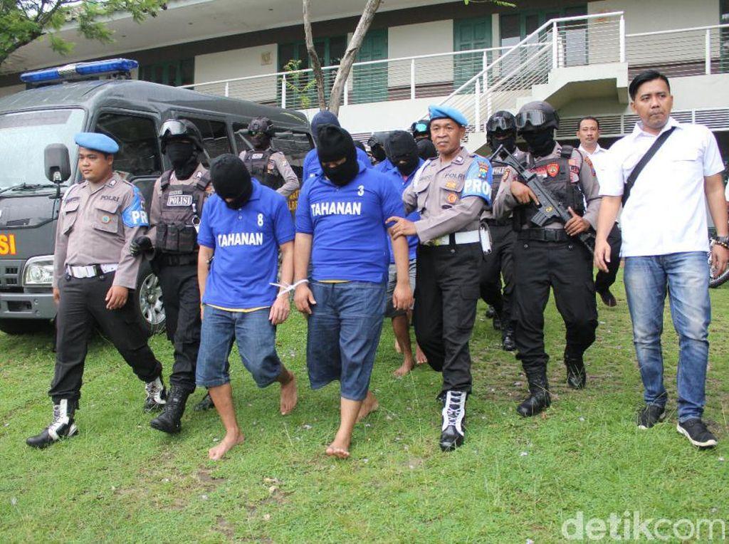 Polisi Duga Ada Keterlibatan Dokter di Kasus Pabrik Sabu Pasuruan