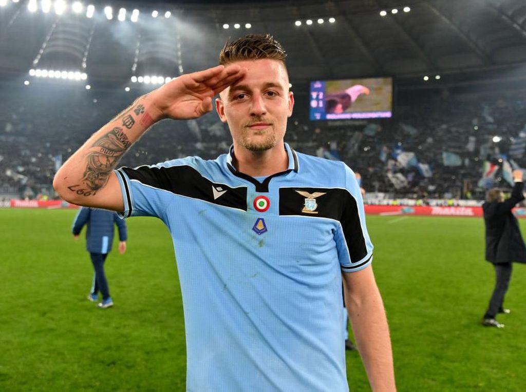Lazio Vs Inter: Video Kemenangan si Elang atas Ular Besar