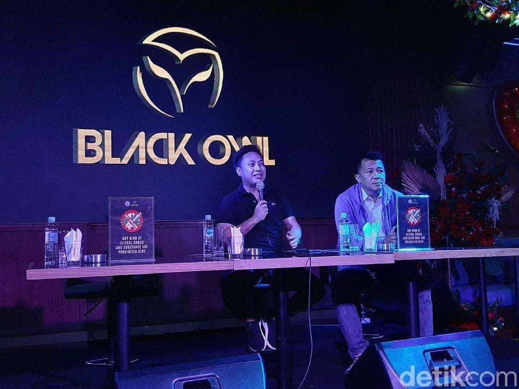 Izin Diskotek Black Owl Dicabut, Manajemen Konfirmasi soal Temuan Narkoba